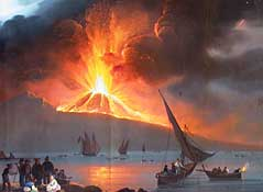 The Eruption of October 22, 1822