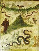 The Oldest Image of Vesuvius